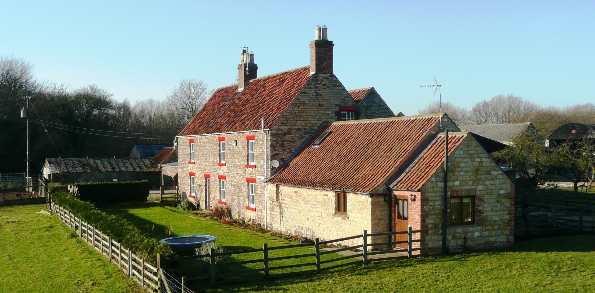 Appletree Cottage, adjoining Woodhouse Farm, Westow